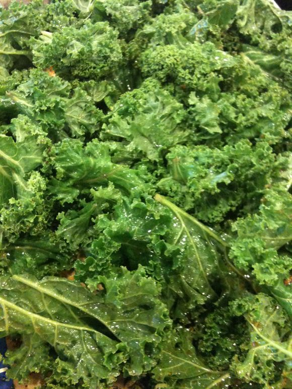 Kale Chip Recipe
